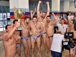 Steaua, campioană națională la polo