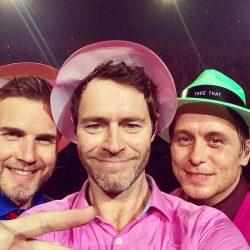Formaţia Take That va lansa un nou album, fără Robbie Williams