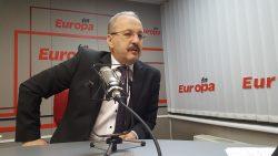 Viceprim-ministrul Vasile Dîncu la Interviurile Europa FM – VIDEO LIVE