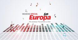 În acest weekend, TU alegi muzica la Europa FM