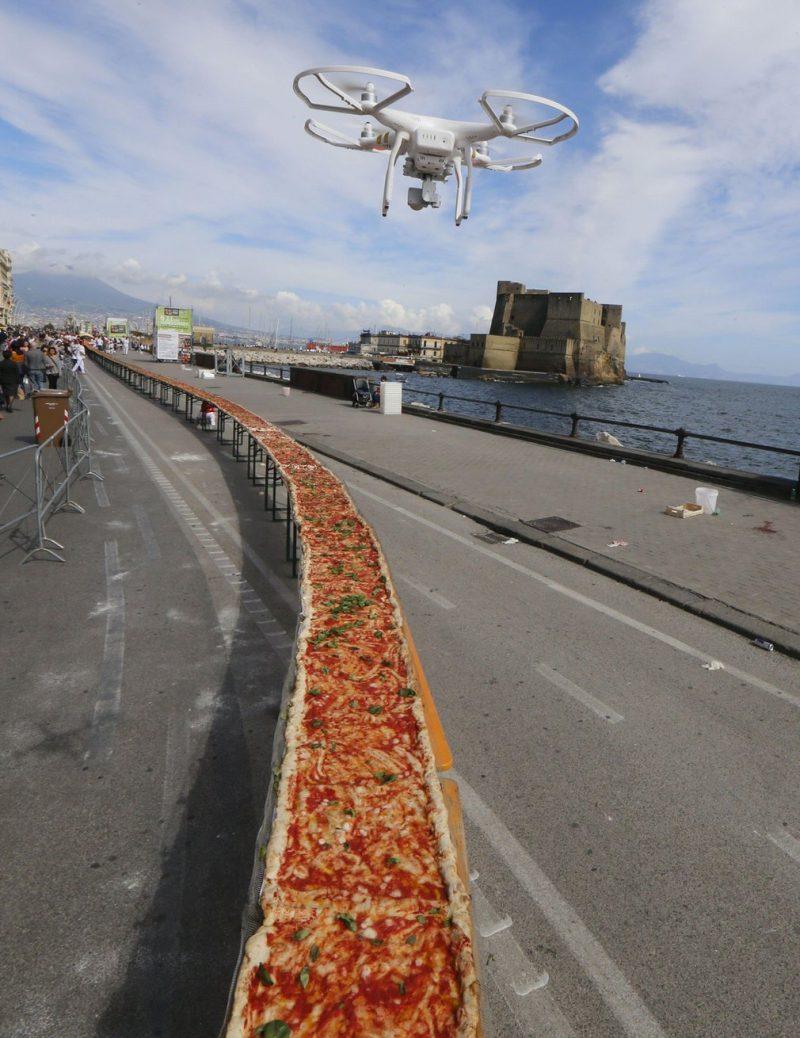 cea mai lunga pizza din lume (5)
