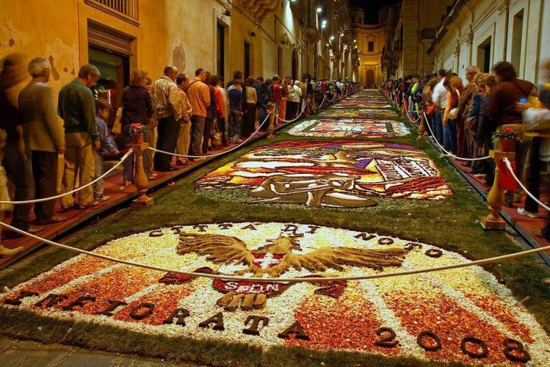festivalul infiorata (2)