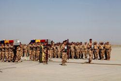 Trupurile celor 2 militari uciși în Afghanistan vor fi aduse în țară.  Militarul rănit e în stare stabilă