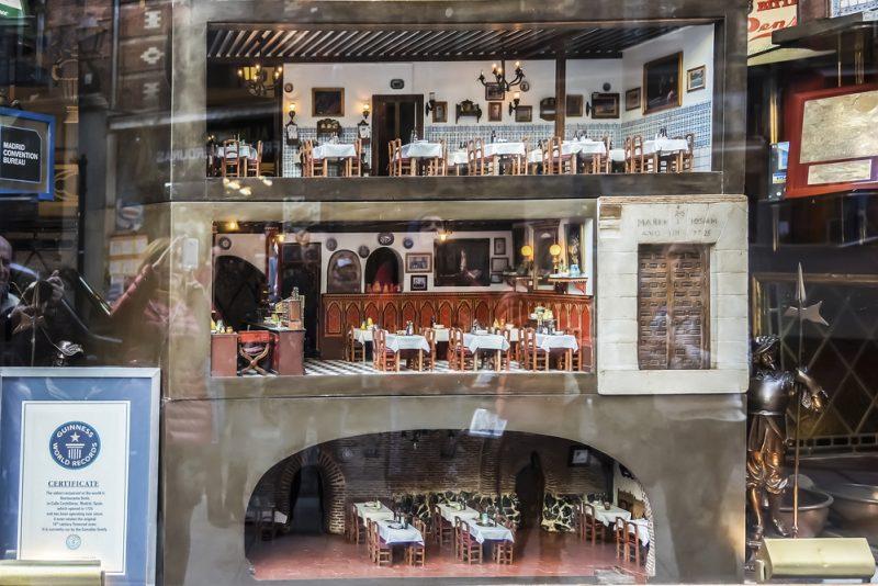 restaurantul Botin 3 Kiev.Victor Shutterstock