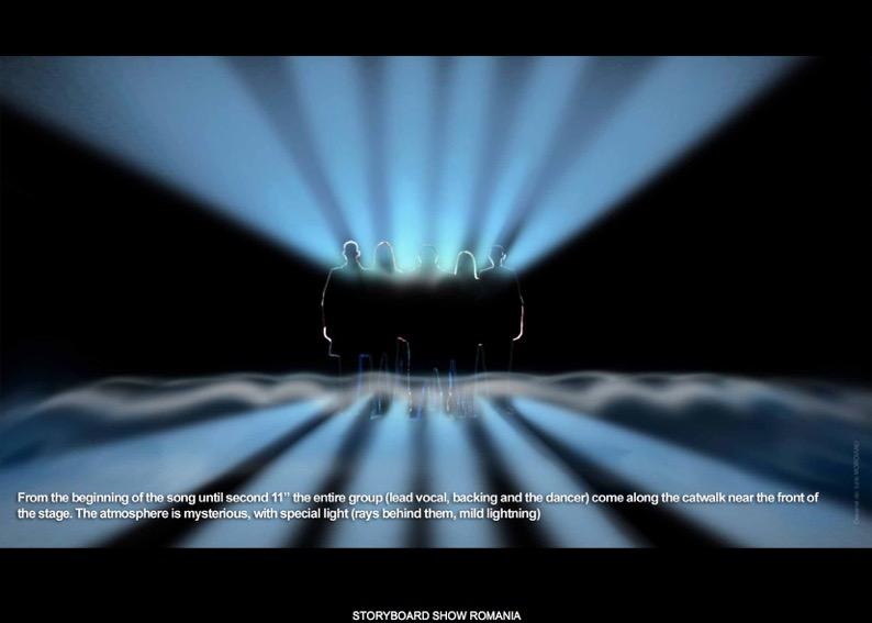 showul RO la Eurovision 1