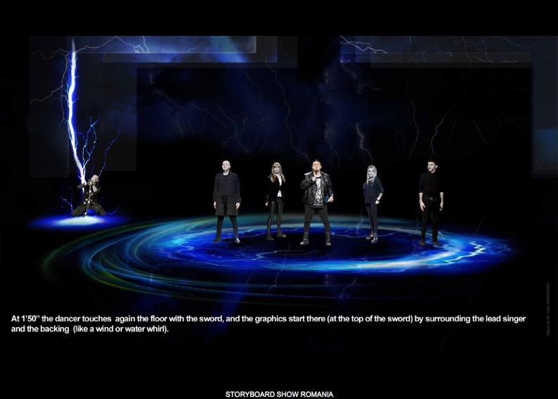 showul RO la Eurovision 8