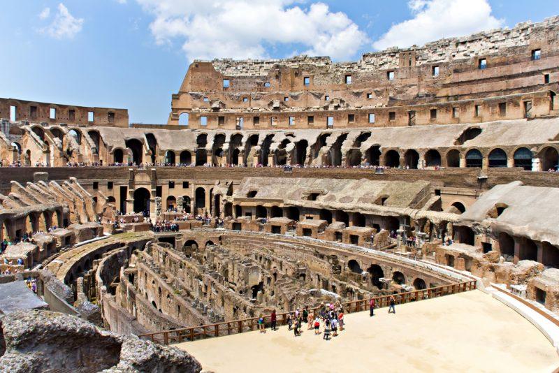 Colosseum Alena Stalmashonak Shutterstock