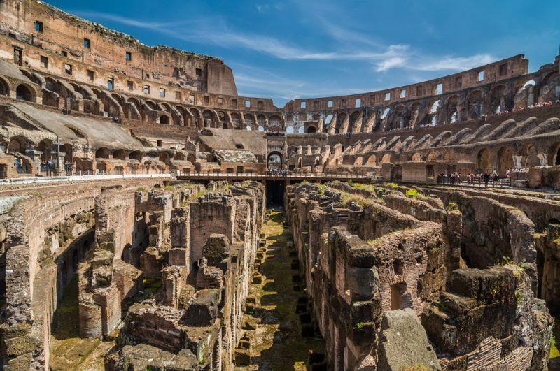 Colosseum Yury Dmitrienko Shutterstock