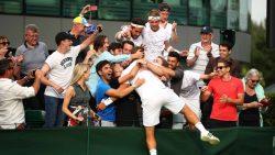 Povestea lui Marcus Willis, britanicul care a impresionat lumea tenisului – GALERIE FOTO