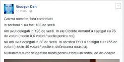 Nicusor Dan frauda sector 1