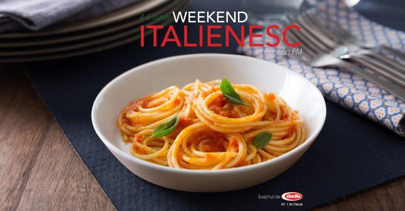 Weekend-Italienesc-Europa FM