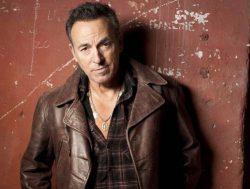 """Depresivul Bruce Springsteen se destăinuie în cartea """"Born to Run"""""""