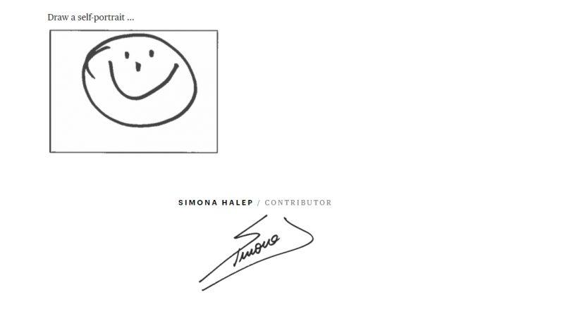 chestioanr Simona Halep (1)