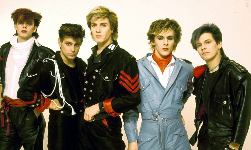 Mandatory Credit: Photo by Gunter W Kienitz/REX (94415b) Duran Duran Duran Duran - 1982
