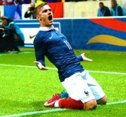 Franţa, calificare cu emoţii in sferturile Euro 2016