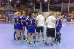 România s-a calificat  în finala Campionatului Mondial Universitar de handbal feminin