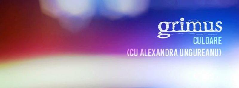 Grimus si Alexandra Ungureanu - Culoare