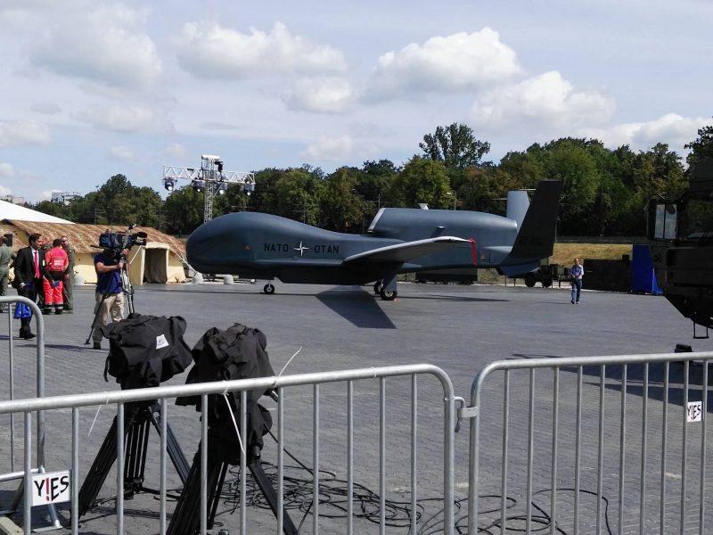 NATO avion
