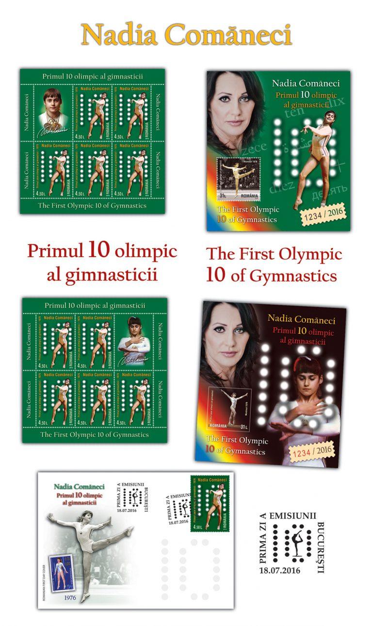 Primul 10 olimpic al gimnasticii, Nadia Comaneci_The first Olympic 10 in gymnastics, Nadia Comaneci