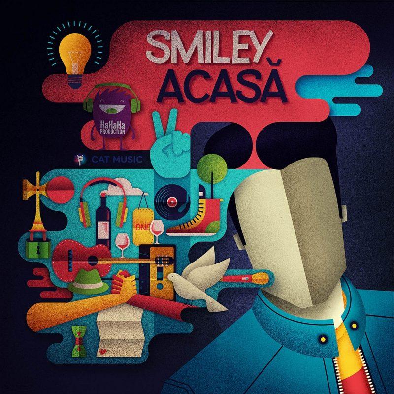 Smiley - albumul ACASA