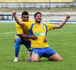 Golgeterul ligii a 2-a, Valentin Alexandru, va juca la Pandurii, lângă Sânmărtean