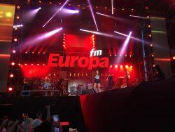 Antonia, acum la Europa FM Live pe Plajă – VIDEO LIVE