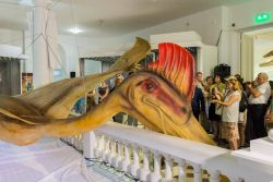 Cum arată cel mai mare dinozaur zburător din lume – GALERIE FOTO