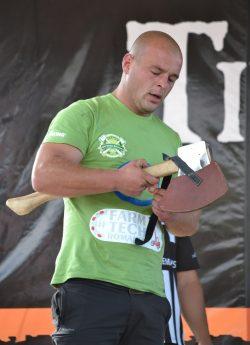 Campionatul Național al tăietorilor de lemne are loc în week-end la Sighișoara