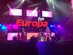 Delia continuă concertul Europa FM Live pe Plajă – VIDEO LIVE