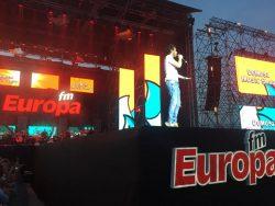 DeMoga Music Show, acum la Europa FM Live pe Plajă – VIDEO LIVE