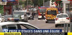 ISIS revendică atacul de la biserica din Franța