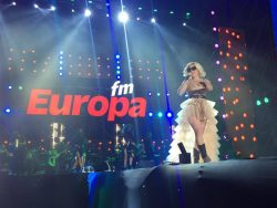 Loredana încheie, în forță, prima seară a concertului Europa FM Live pe Plajă – VIDEO LIVE