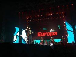 Mihail, unul dintre invitații surpriză din această seară, acum la Europa FM Live pe Plajă – VIDEO LIVE