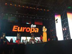 Nicoleta Nucă, una dintre surprizele serii, acum la Europa FM Live pe Plajă – VIDEO LIVE