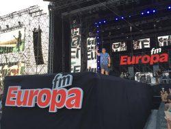 Proconsul deschide a doua seară a concertului Europa FM Live pe Plajă – VIDEO LIVE
