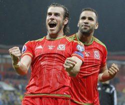 Țara Galilor s-a calificat în semifinalele Euro 2016
