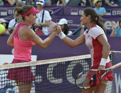 Simona Halep și Monica Niculescu – pentru prima oară împreună la dublu