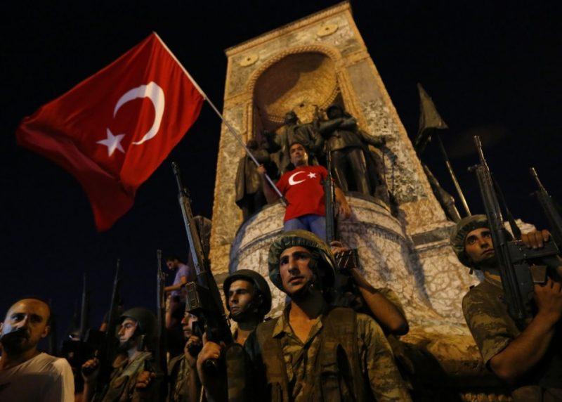 Imagini pentru Tentativă de lovitură de stat în Turcia