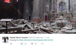 Un cutremur puternic a lovit zona centrală a Italiei. În orașul Amatrice, mai multe persoane sunt blocate sub dărâmături
