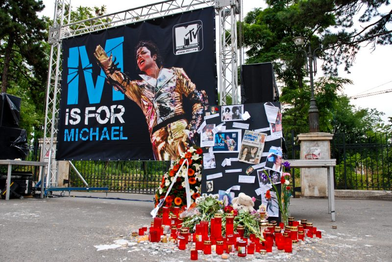 Michael Jackson Memorial at National Park on June 26, 2009_32735374