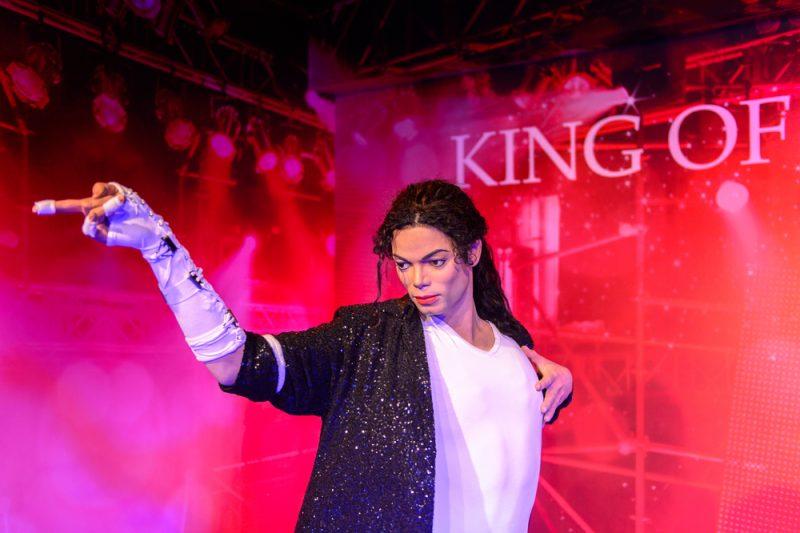 Michael Jackson este prezent și în Beijing la Muzeul Figurilor de Ceară Madame Tussauds_406944211