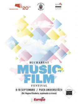 Bucharest Music Film Festival: zece zile de spectacol în Piaţa Universităţii