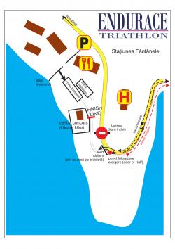 Circulația rutieră pe DN1R este oprită până la ora 15