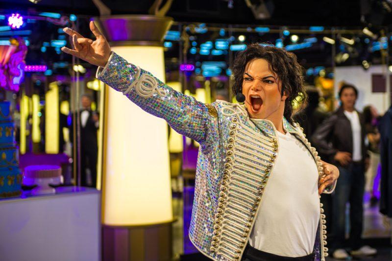 Statuie de ceara a lui Michael Jackson in Praga - Grevin_308258906