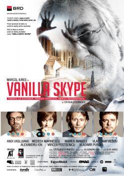 Vanilla Skype:  Primul spectacol de teatru care organizează casting pentru spectatori