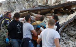 Cutremur puternic în Italia: Crește bilanțul victimelor