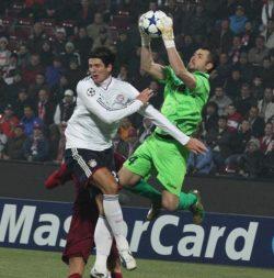 Steaua îl transferă pe portarul Edi Stăncioiu