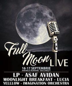LP și Asaf Avidan, în concert la București