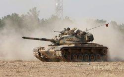 Turcia lansează ofensiva terestră în nordul Siriei
