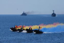 Ziua Marinei Române, sărbătorită în perioada 4-15 august  în localitățile Constanța, Mangalia, Tulcea, Brăila, Galați, București și Bicaz